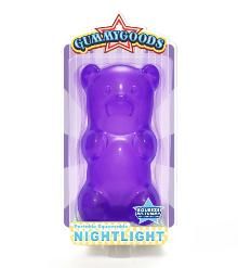 Nightlight Gummygoods violet