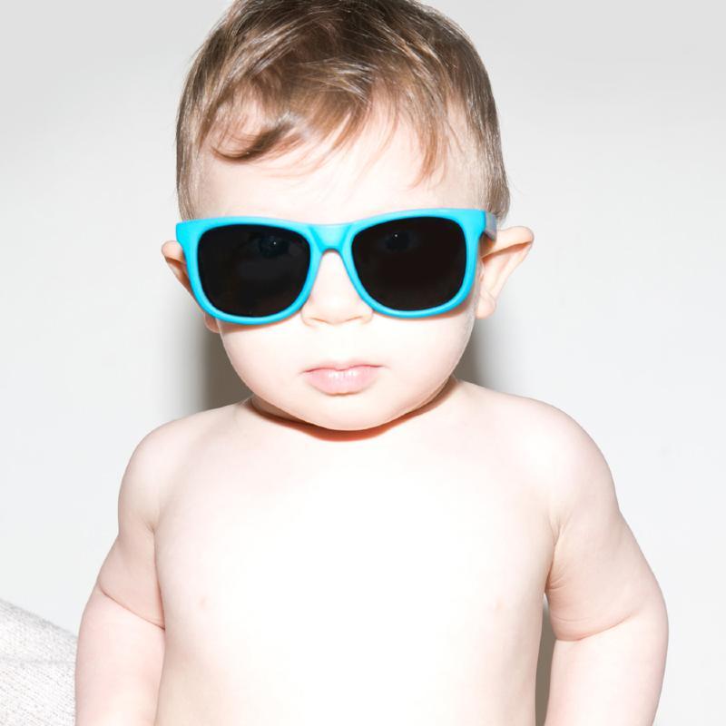 1202bf09b4c737 Baby Opticals Solaire Bleu - Finish Line