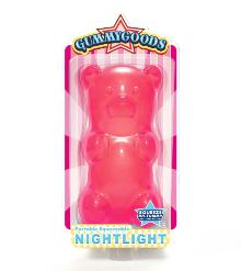 Nightlight Gummygoods rose